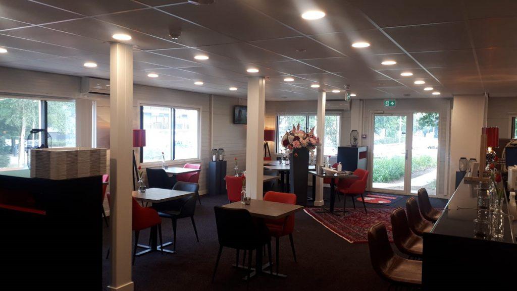 Bastion Hotels Nijmegen (tijdelijke receptie en restaurant)